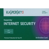 KASPERSKY INTERNET SECURITY - 1 DEVICE 1 YEAR -OEM CARD